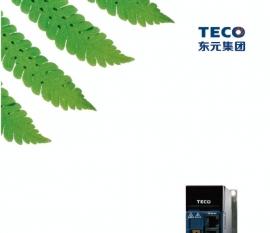 东元JSDF伺服电机样本