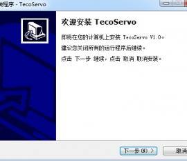东元JSDAP系列伺服驱动器软件