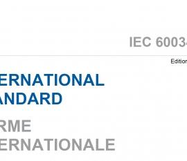IEC60034-30-1-2014标准文件