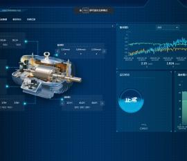 全智慧型机电健康管理系统应用于化工行业电机设备运行状态监测