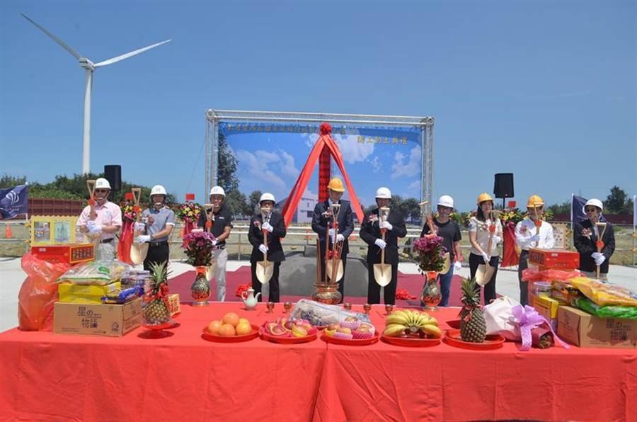 东元拿下CIP彰滨彰芳及西岛风场陆域升压站工程统包案
