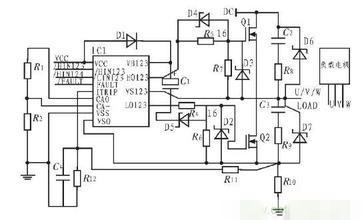 无刷直流电动机原理