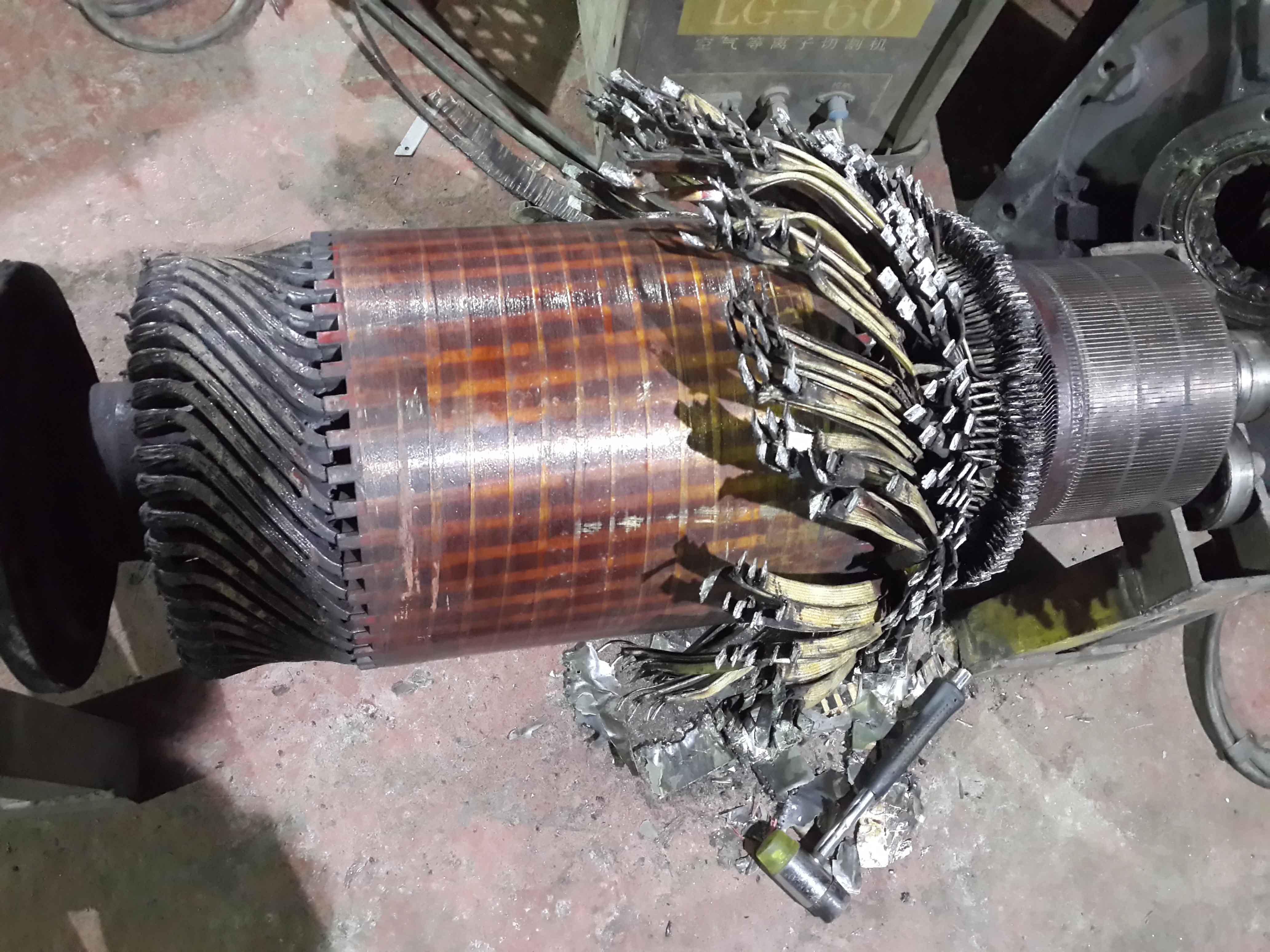 山东直流电机维修保养|知名的直流机电维修公司推荐