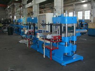 东元变频器用于橡胶机械